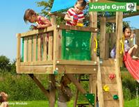 Jungle Gym Balcony Module DeLuxe