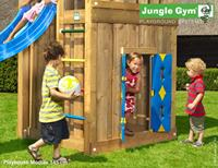 Jungle Gym Playhouse Module 145 Basic DeLuxe