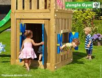 Jungle Gym Playhouse Module 125 DeLuxe