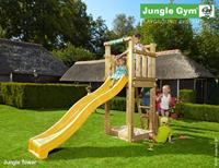 Jungle Gym Tower DeLuxe Rood