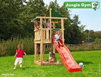 Jungle Gym Hut DeLuxe Rood