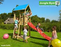 Jungle Gym Castle DeLuxe Geel