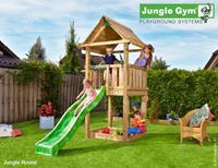 Jungle Gym House DeLuxe Rood