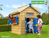 Jungle Gym Playhouse DeLuxe