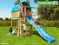 Jungle Gym Villa DeLuxe Blauw