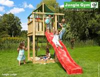 Jungle Gym Lodge DeLuxe Blauw