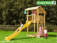 Jungle Gym Shelter DeLuxe Groen