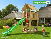 Jungle Gym Cabin DeLuxe Blauw
