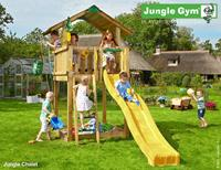 Jungle Gym Chalet DeLuxe Blauw
