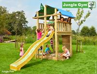 Jungle Gym Fort Blauw
