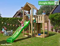 Jungle Gym Mansion Rood