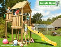 Jungle Gym Palace DeLuxe Blauw