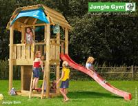Jungle Gym Barn De Luxe Blauw
