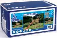 Houten speeltoestellen speeltoren bouwdoos Mezzanine