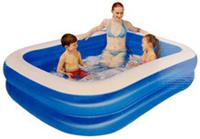 Bestway Familie zwembad (211 x 132 x 46 cm)