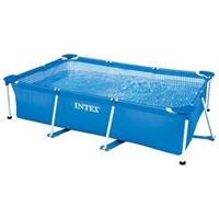 Intex Family Frame Pool 260 x 160 x 65cm, Schwimmbad