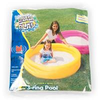 Splash & Play Bad 3-rings 102x25 cm