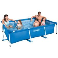 Intex Family Frame Pool 300 x 200 x 75cm, Schwimmbad
