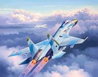Revell 1/144 Suchoi Su-27 Flanker