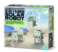 4M Eco Engineering 3 In 1 Mini Solar Robot