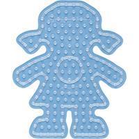 Hama Beads Strijkkralenbordje Maxi - Meisje