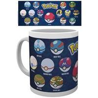Hole In The Wall Pokemon Mug Ball Varieties