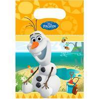 Disneyinteractivestudios 6 Olaf feestzakjes