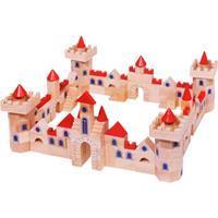 Holzbaukasten Schloss