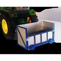 Tractor Aanhang Box Britains