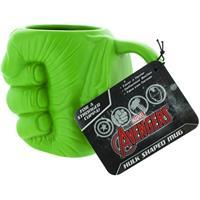 zeon Marvel Avengers - Hulk Shaped Mug