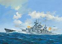Revell 1/570 Scharnhorst