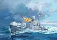 Revell 5148  Fast Attack Craft Albatros Class 143