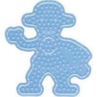 Hama Beads Strijkkralenbordje Maxi - Aap