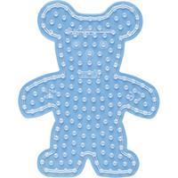 Hama Beads Strijkkralenbordje Maxi - Teddybeer