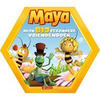 Maya de Bij Vriendenboekje