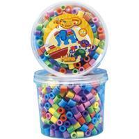 Hama Beads HAMA Maxi Perlen Dose pastellton 600St