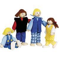 Goki Biegepuppen Junge Familie