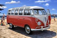 Revell 1/24 Volkswagen T1 Samba Bus