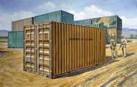 Italeri 1/35 20 Military Container