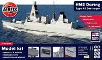 Airfix 1/350 HMS Daring
