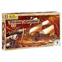 Heller 1/200 Pirates et Corsaires