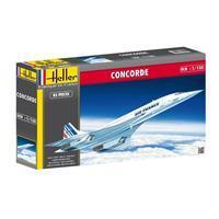 Heller 1/125 Concorde