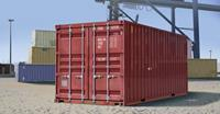 Trumpeter 1/35 20ft Container