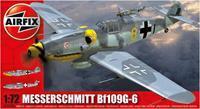 Airfix 1/72 Messerschmitt BF109G-6