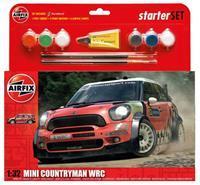 Airfix 1/32 Mini Countryman WRC ll