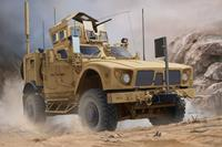 Trumpeter 1/16 US M-ATV MRAP(Model kit)