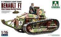 Takom 1/16 Light Tank Renault