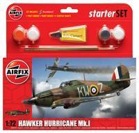 Airfix 1/72 Hawker Hurricane Mkl