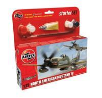 Airfix 1/72 North American Mustang lV