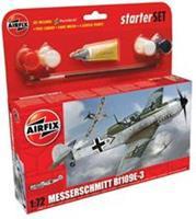 Airfix 1/72 Messerschmitt Bf 109E-3